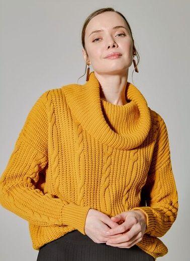 Kadın Kazak Modelleri Online Satış