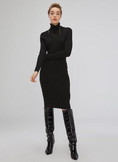 Triko Elbise Modelleri, Kışlık Triko Elbise Online Satış