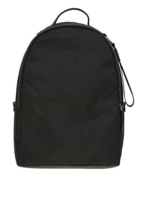 Calvin Klein Erkek Sırt Çantası BLACK İndirimli Fiyat