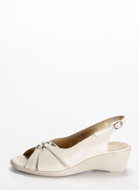 Tergan Kadın Ayakkabı Bej