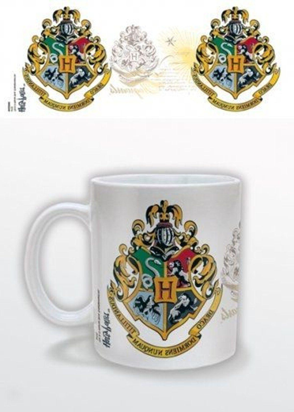 Pyramid International Standart Harry Potter Hogwarts Crest Kupa ...