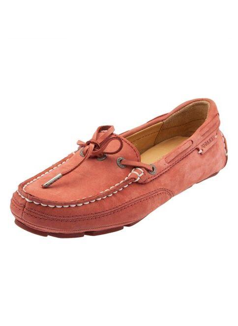 Sebago Kadın %100 Nubuk Ayakkabı Rust // Nubuk