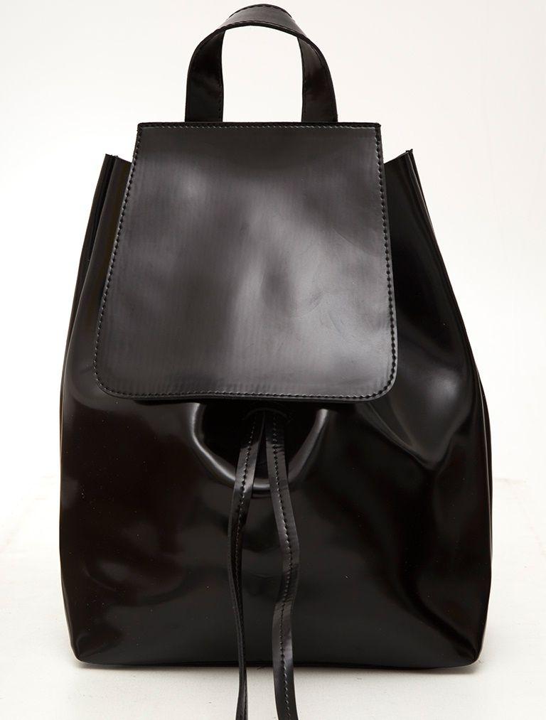 Mecrea Kadın Sırt Çantası Siyah