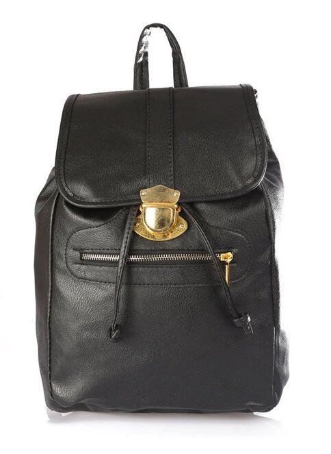 Çanta Store Kadın Sırt Çantası Siyah