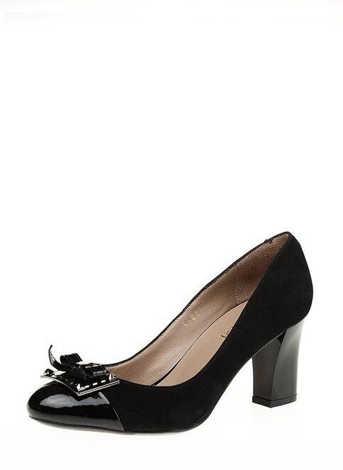 Divarese Kadın Topuklu ayakkabı Siyah İndirimli Fiyat