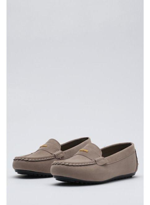 Shoes Kadın Babet VIZON (SUET) İndirimli Fiyat
